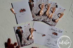 Invitatie nunta Woop Woop 2