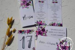 Pachet papetarie nunta - Lavia