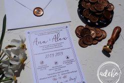 Invitatie nunta Wibo 1
