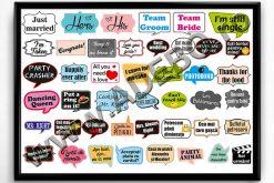 Propsuri personalizate - Nunta v2