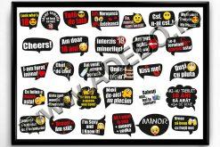 Propsuri majorat - Emoticons