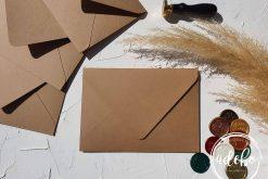 Plicuri facute manual - Culoarea Nisipului